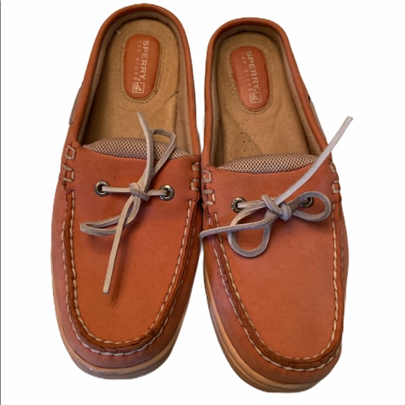 Sperry Shoes   Top Sider Mules   Poshmark